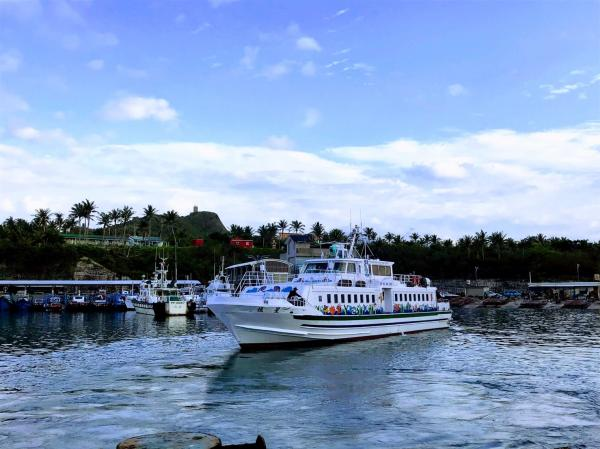 【【綠島高速船票】台東富岡港至綠島來回船票