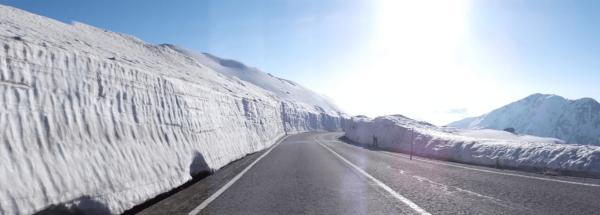 【【大阪巴士二日遊】雪之大谷・立山黑部阿爾卑斯山脈二日遊