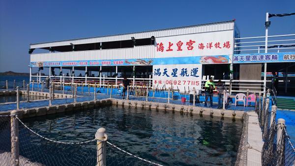 【【CP值超高澎湖季節限定】澎湖海洋牧場鮮蚵吃到飽