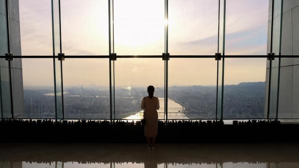 【【韓國最高觀景台】Seoul Sky 首爾樂天世界塔門票
