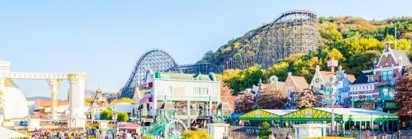 【【KKday 愛寶樂園接駁車】韓國愛寶樂園、加勒比海灣接駁車(首爾出發)