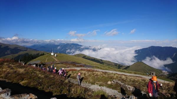 【【挑戰百岳】南投合歡山小奇萊登山二天一夜