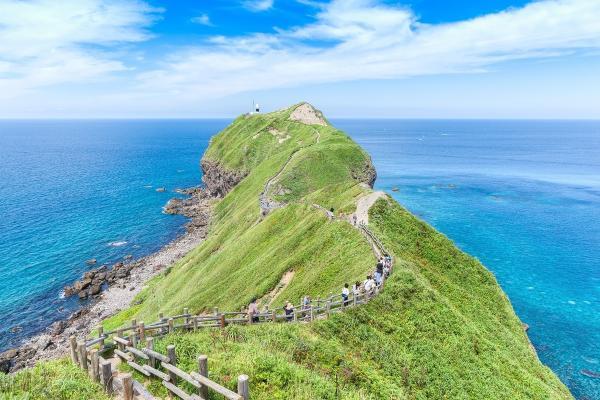 【【積丹半島一日遊】神威岬、島武意海岸、水中展望船、海膽蓋飯