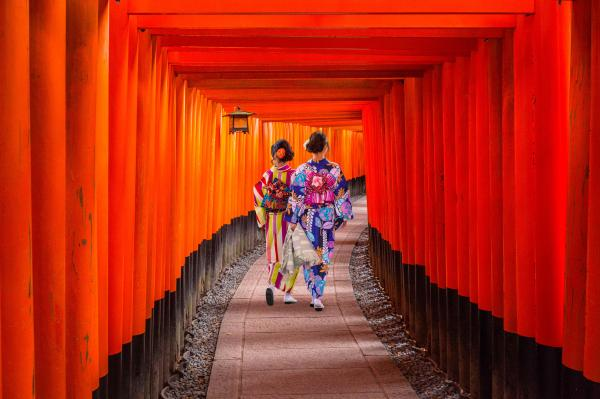 【【京都一日遊】伏見稻荷大社、清水寺、金閣寺、嵐山(保證有位)