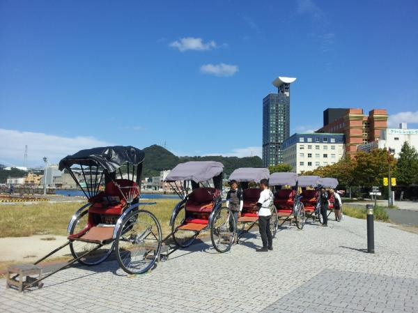 【【人力車體驗】門司港異國街道、關門海峽和昭和懷舊