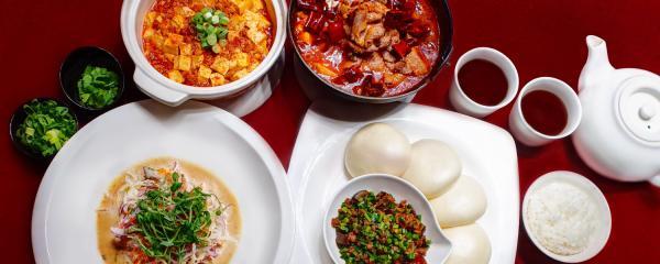 【【台灣特色餐廳】北投大地・奇岩一號・川菜料理