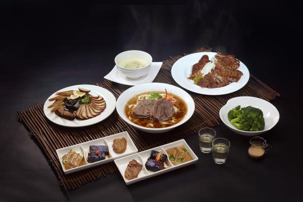 【【米其林推薦】台灣美食・天下三絕牛肉麵套餐