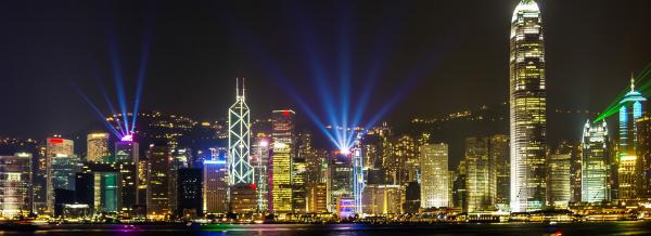 【【暢遊維多利亞港】香港張保仔號夜遊、幻彩詠香江船票