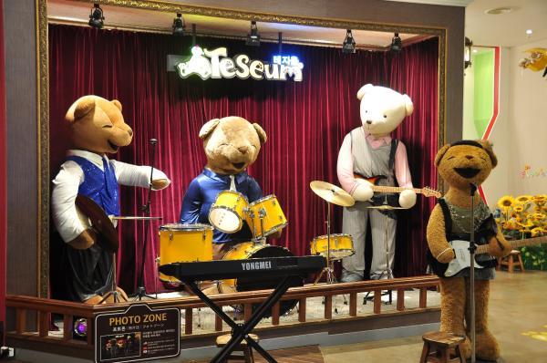 【【濟州親子首選】TESEUM 泰迪熊博物館 Teddy Bear Safari