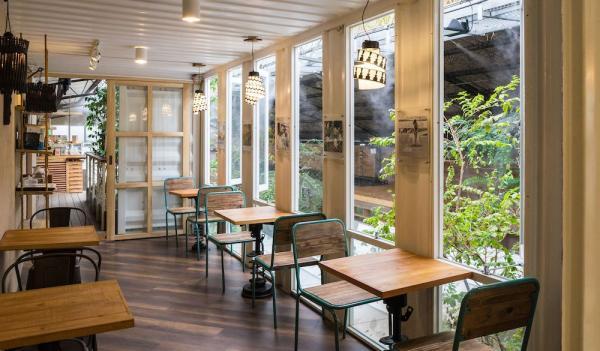 【【台灣在地小農食材手做】樹合苑・搖滾烘豆+手沖咖啡課程體驗
