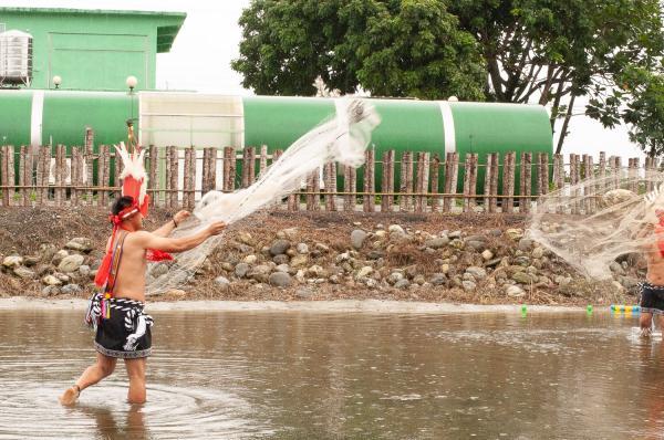 【【花蓮在地特色文化】原住民獵人學校親子體驗課程