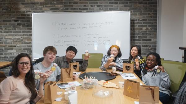 【【首爾傳統手作】SHAREUS 韓國傳統米酒香皂 DIY 製作體驗