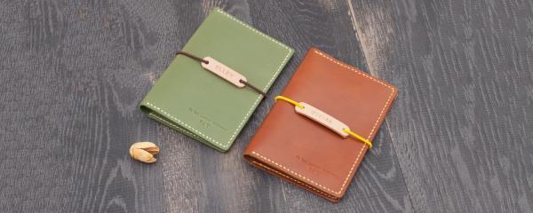 【【台中體驗行程】Be Two手作皮件特色課程 - 護照夾