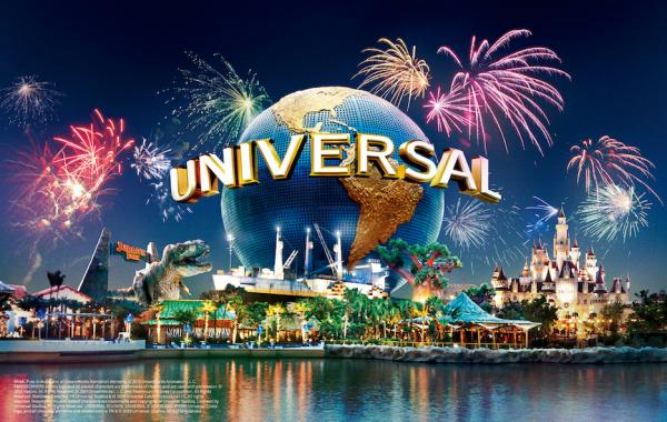 Universal Studios Singapore Ticket with Meal Voucher