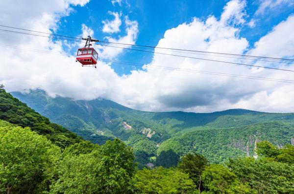 【【東京日光一日遊】明智平空中纜車、中禪寺湖遊覽船、華嚴瀑布