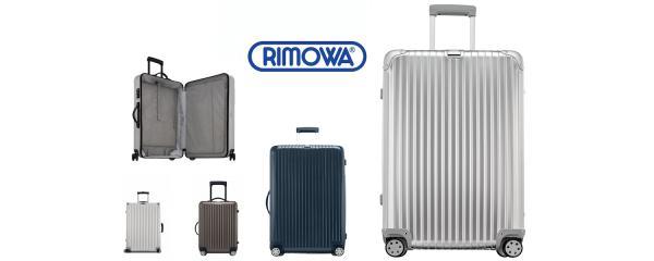 【讓出國更便利】RIMOWA行李箱 / 嬰兒車租借
