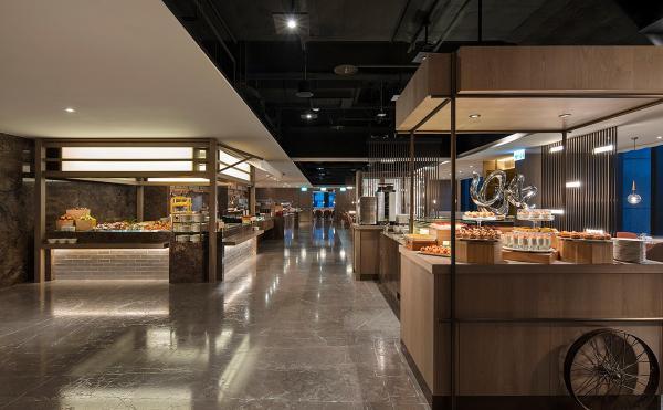 【五星級飯店美食推薦】台北新板希爾頓酒店 - Market Flavor 悅‧市集自助餐券(需電話預約)