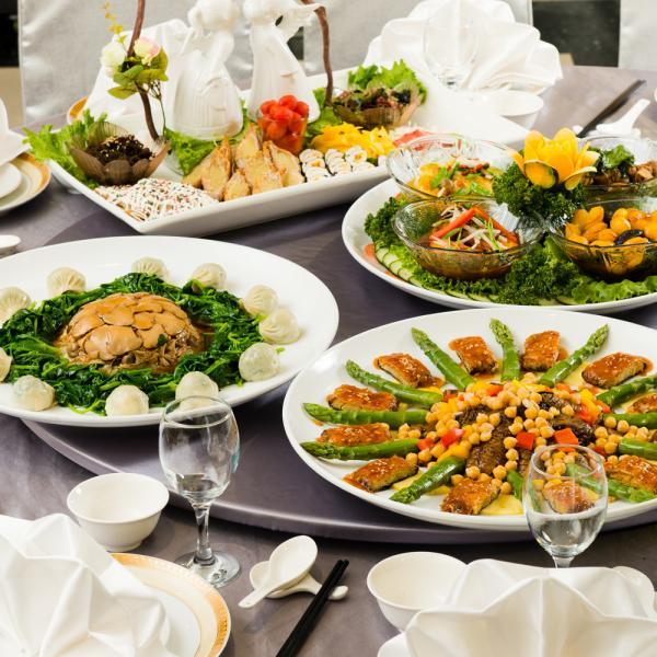 台北台中春天素食餐券|蔬食饗宴吃到飽(須電話預約)