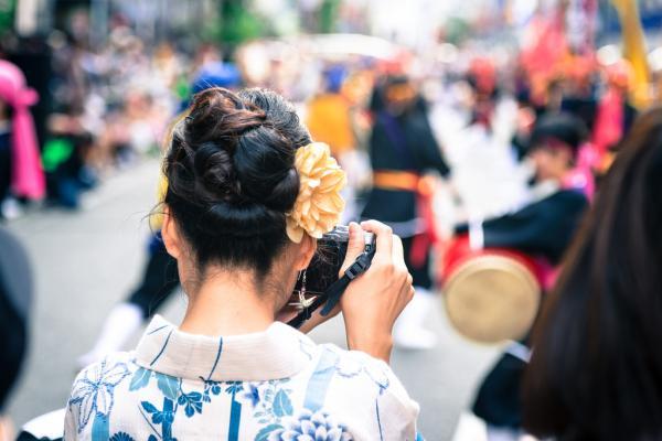 【【沖繩和服體驗】琉裝スタジオ ちゅら 美人和服浴衣租借體驗