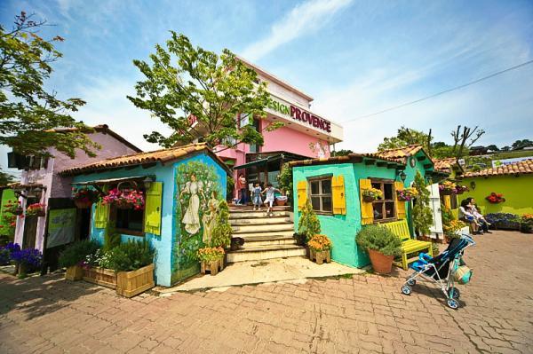 【【前往高陽國際花博】坡州夢想文創圖書館、小普羅旺斯、Heyri 藝術村、Starfield Mall
