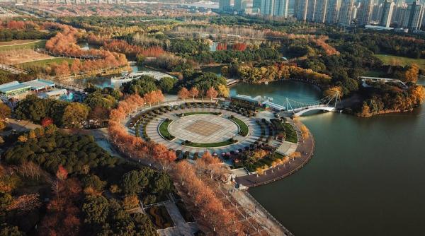 【上海市最大的公園 】世紀公園門票
