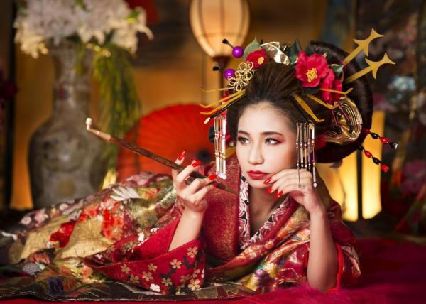 【【淺草花魁體驗】熱銷 TOP1 日本專業攝影(含髮妝 \/ 服飾 \/ 攝影 \/ 相片)