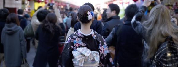 【【東京和服體驗】淺草 Studio 七色和服租借
