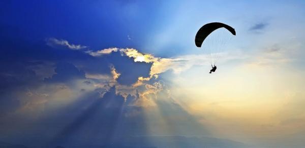 【【台灣最高飛行傘】花蓮飛行傘體驗