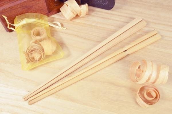 【【木匠兄妹手作體驗】親手製作屬於自己的檜木筷子