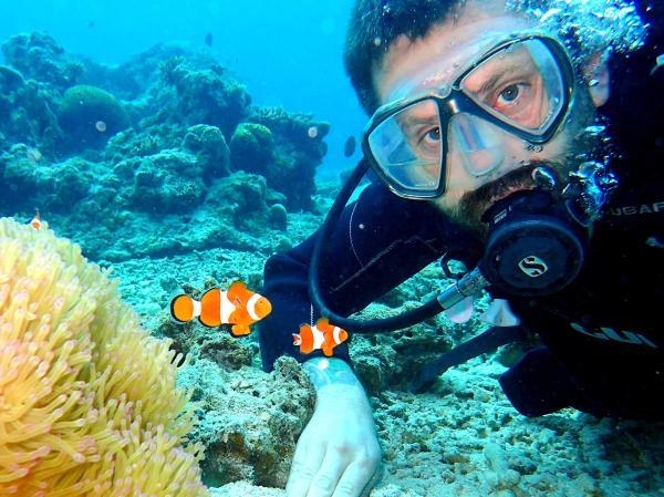 【【日本石垣島水上活動】浮潛、水中深潛體驗(沖繩出發)