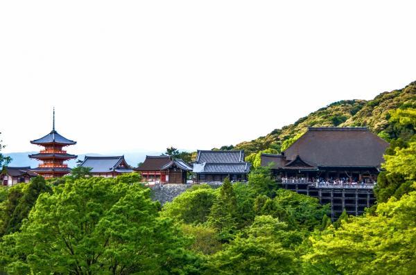 【【巴士散策】京都經典全制霸:金閣寺、銀閣寺、清水寺