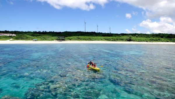 【【划著獨木舟出海】墾丁獨木舟外海浮潛體驗