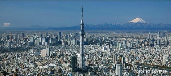 【【官方授權】TOKYO SKYTREE®晴空塔展望台預售入場券