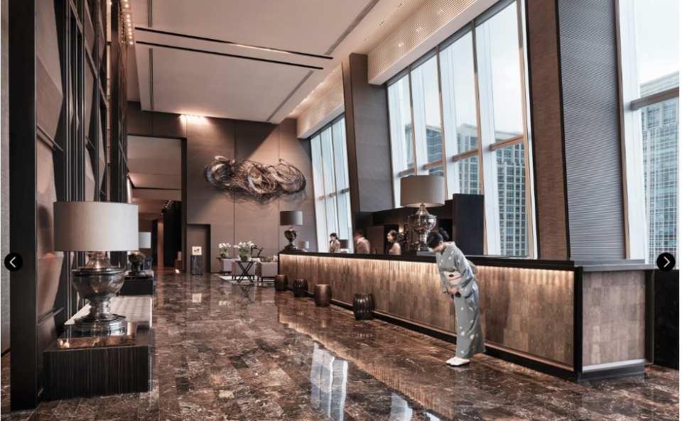 【俯瞰曼谷絕美市景】曼谷大倉新頤酒店・英式下午茶雙人套餐