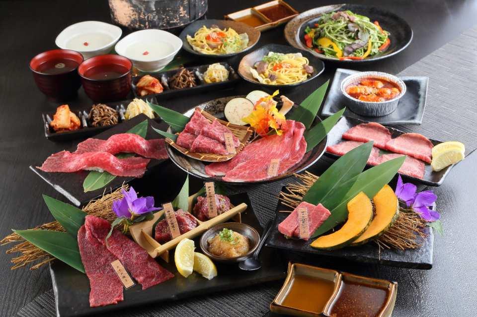 【大阪美食】高級神戶牛・大阪神戶 Aburi 牧場燒肉店