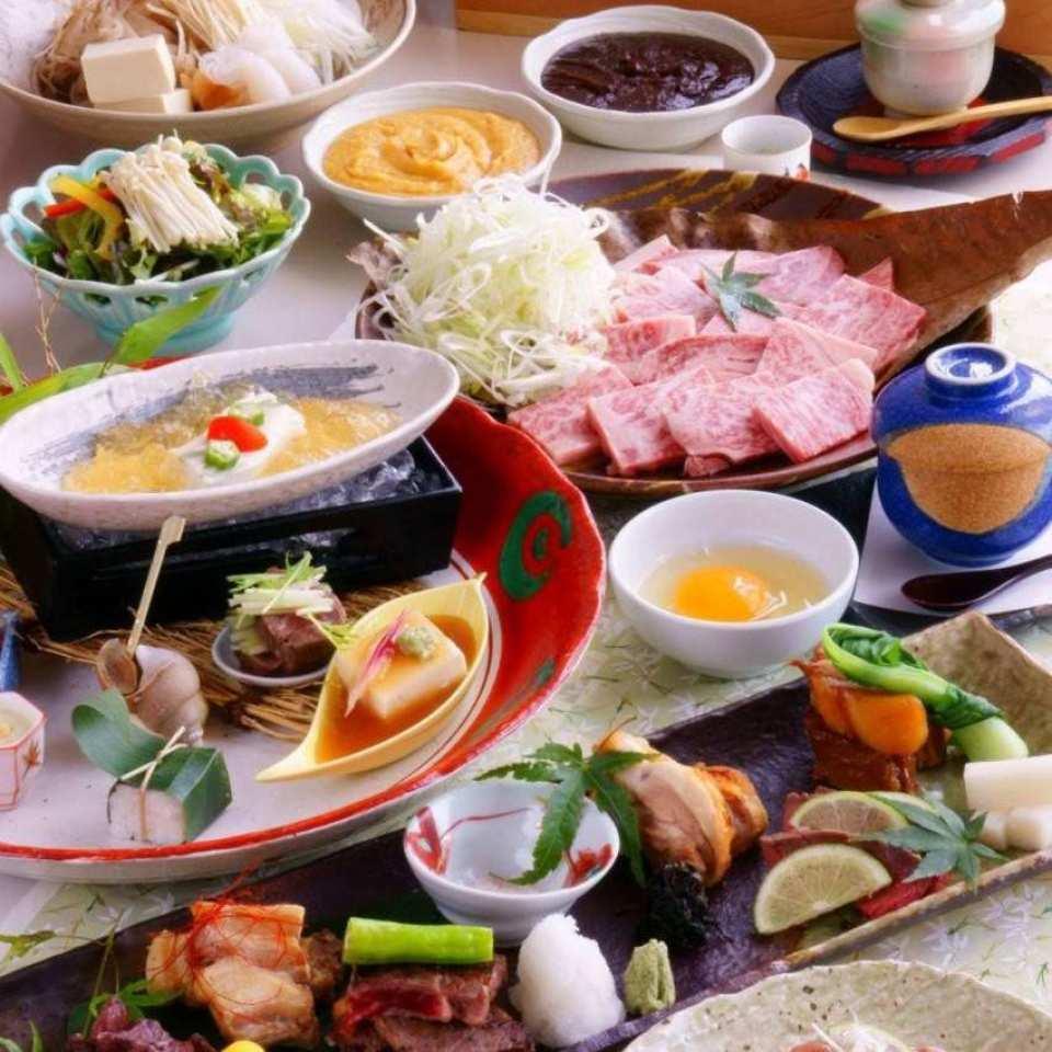 【銀座夜景】人氣和牛壽喜燒餐廳・ 銀座和食 肉割烹宮下