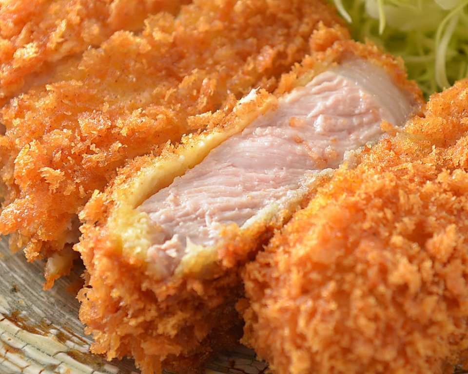 【東京美食】日式炸豬排餐廳・とんかつ 自然坊