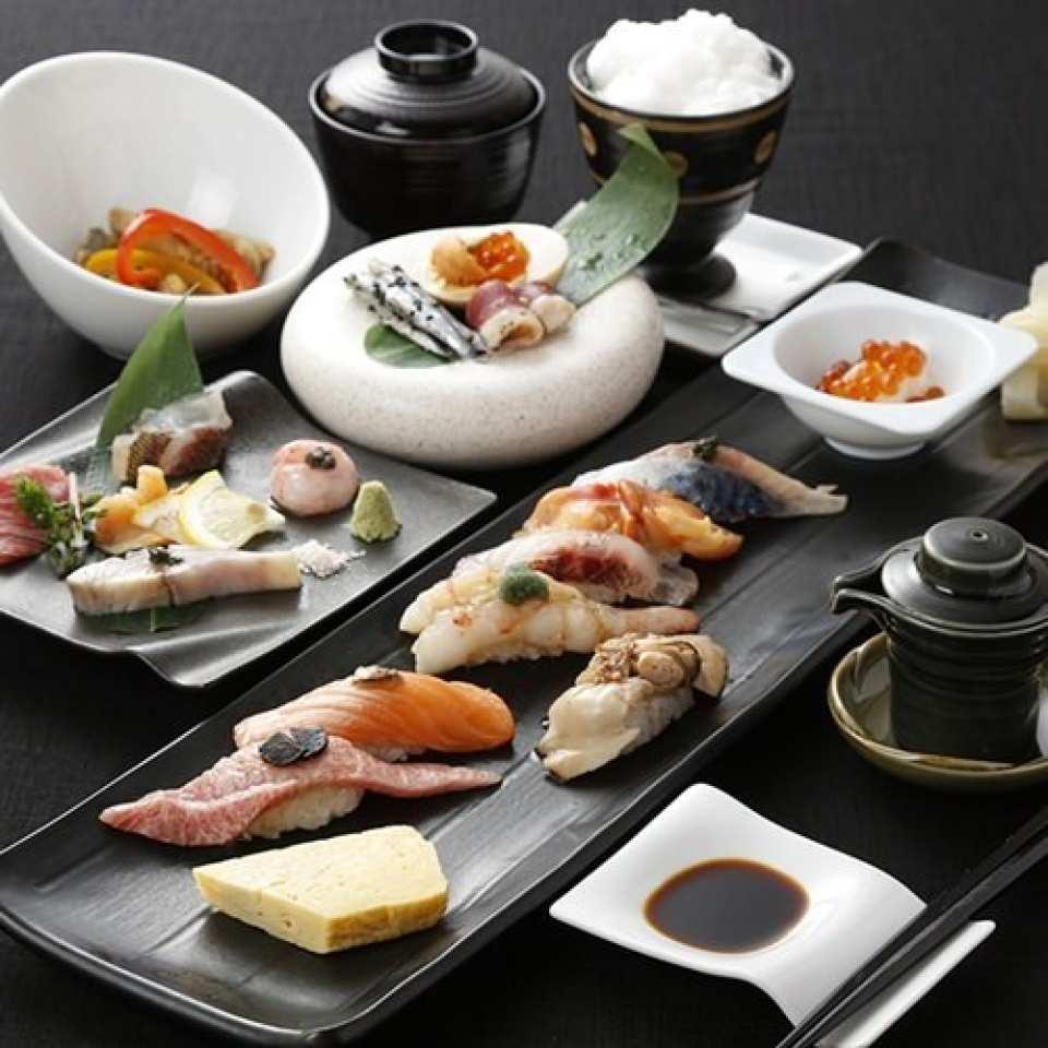 【東京美食】銀座壽司餐廳・寿司割烹と隠れ家個室 銀座 壱八