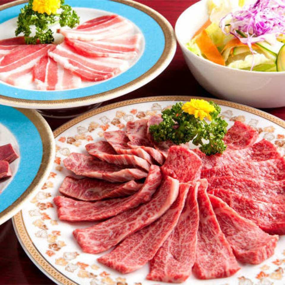 【東京美食】新宿柳苑・極品黑毛和牛燒肉