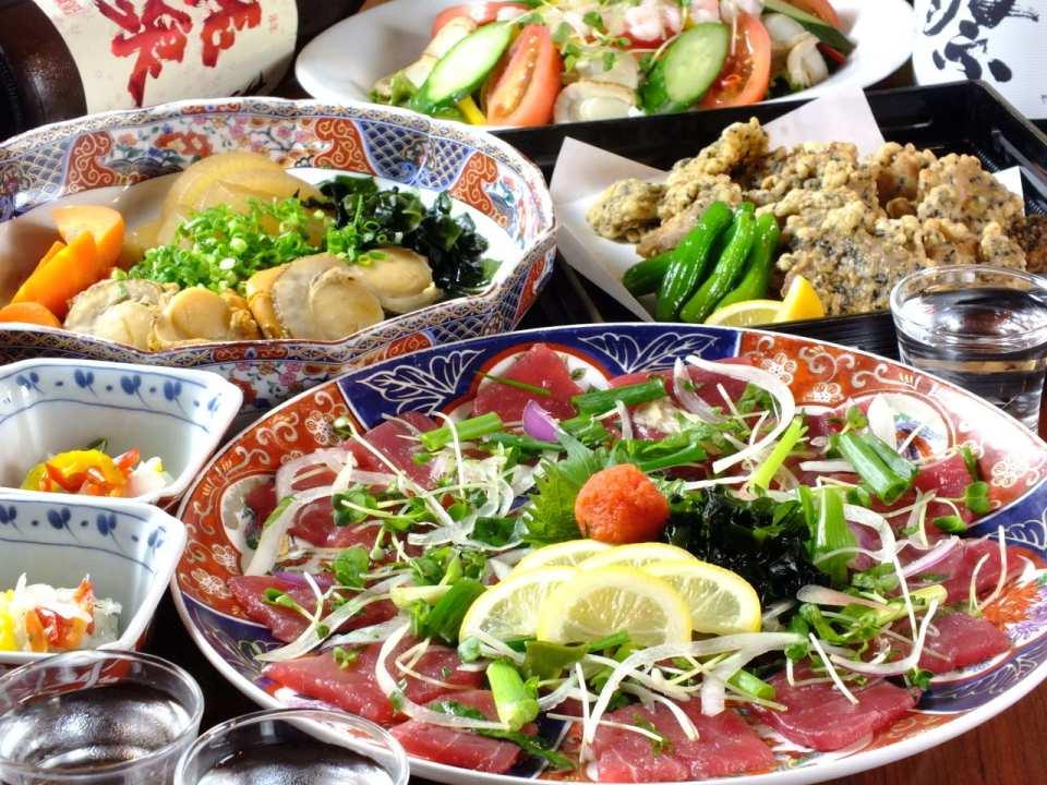 【東京美食】生魚片海鮮料理餐廳・海賓亭