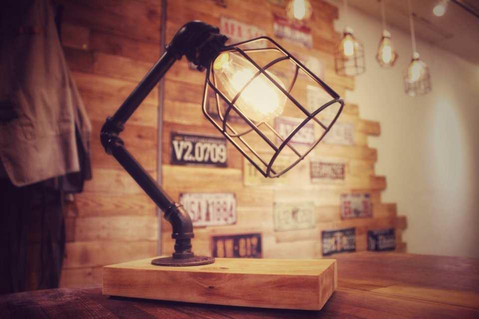 【台北手作復古工業風燈具】HUBOX DIY課程體驗