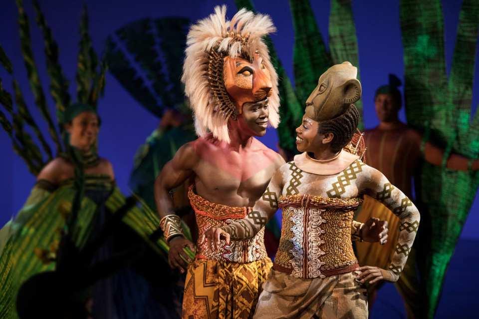 【ニューヨーク】ブロードウェイミュージカル・ライオンキング The Lion King 鑑賞チケット
