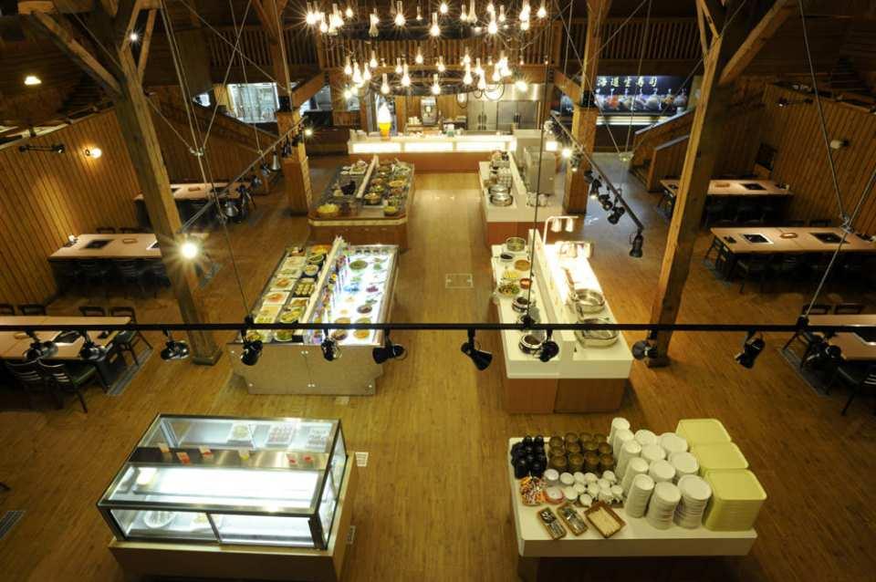 【北海道美食】北海道小樽 自助餐 小樽運河食堂