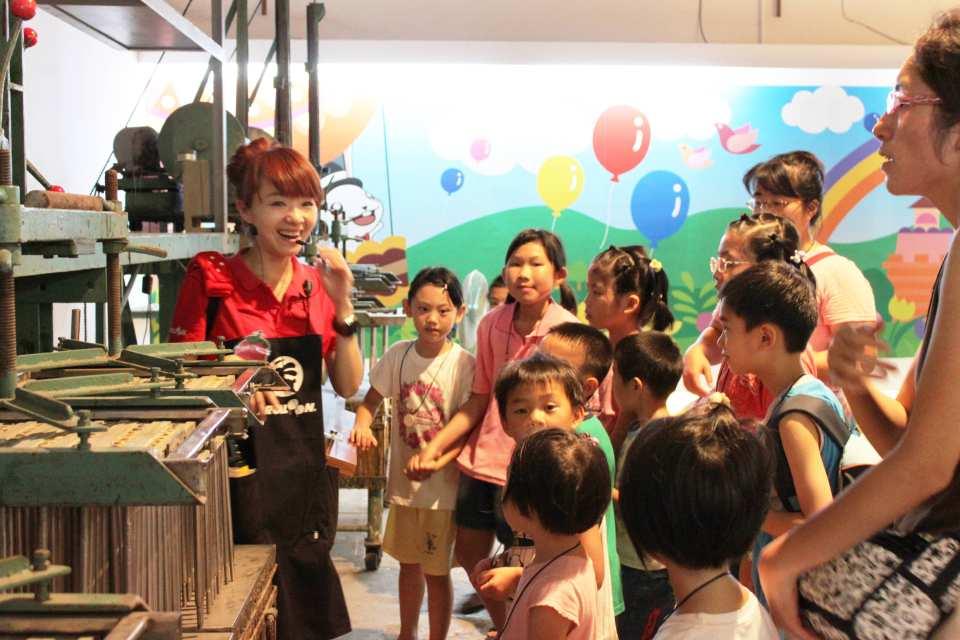 【親子同樂趣】台灣氣球博物館導覽 氣球 DIY