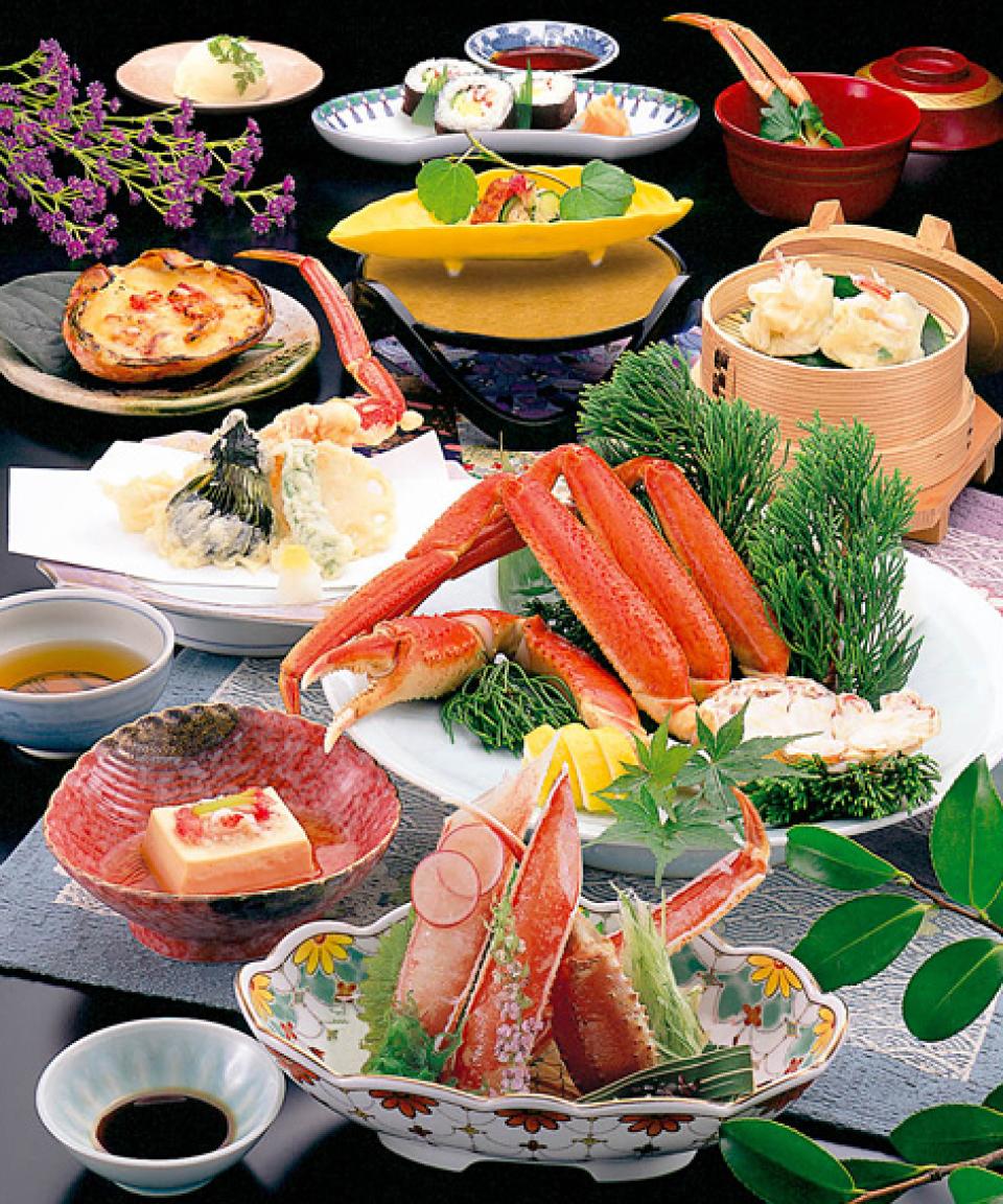 【官方授權預約】北海道人氣海鮮料理——螃蟹家