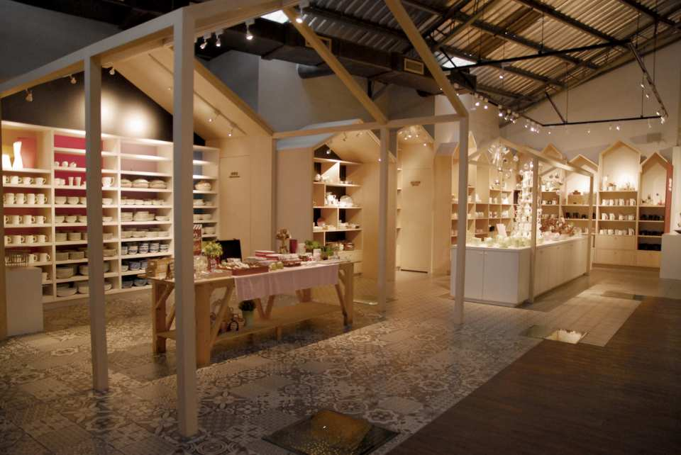 新旺集瓷博物館體驗製作瓷器