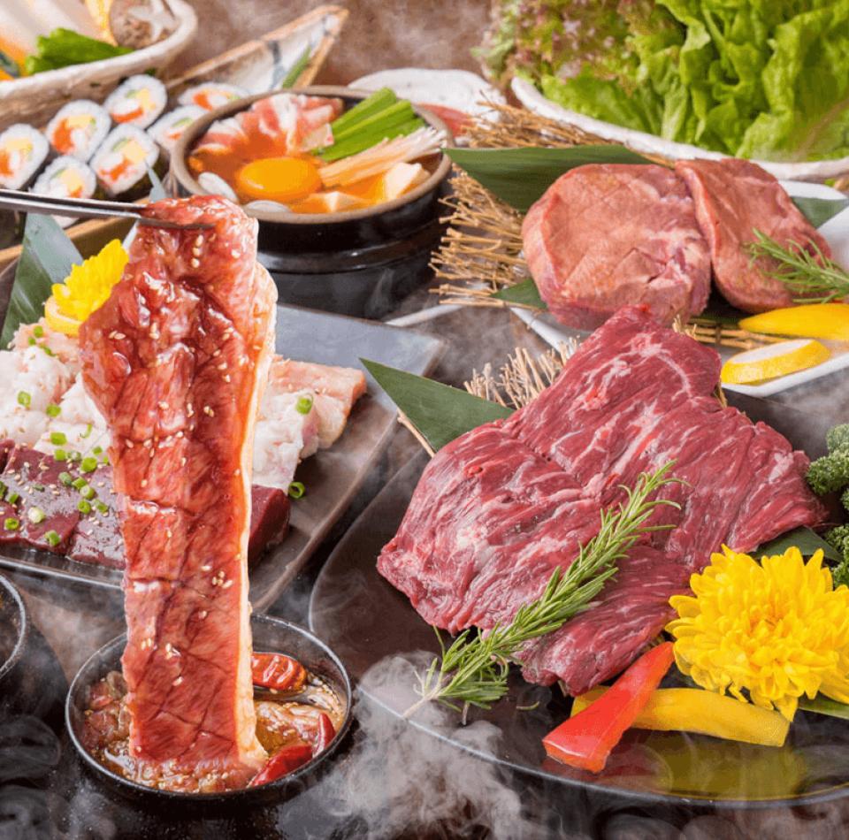 【東京日式燒肉】牛丸燒肉(澀谷店)