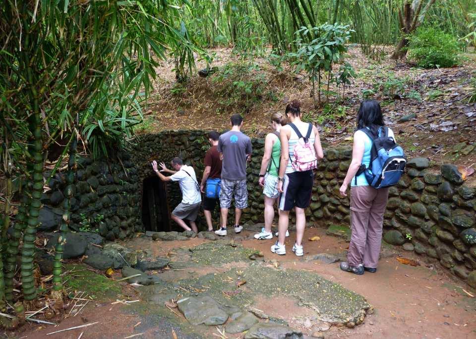 【ベトナム】ホーチミン市:クチの地下道・半日ツアー(ホーチミン出発)