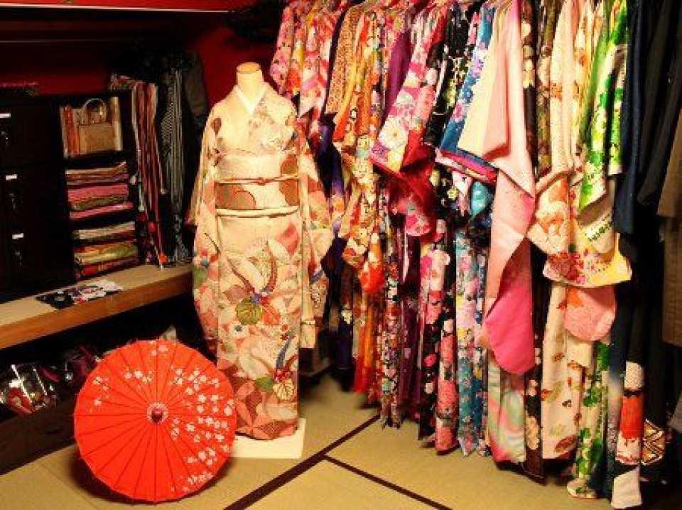 【北海道和服體驗】 札幌美月櫻和服租借體驗
