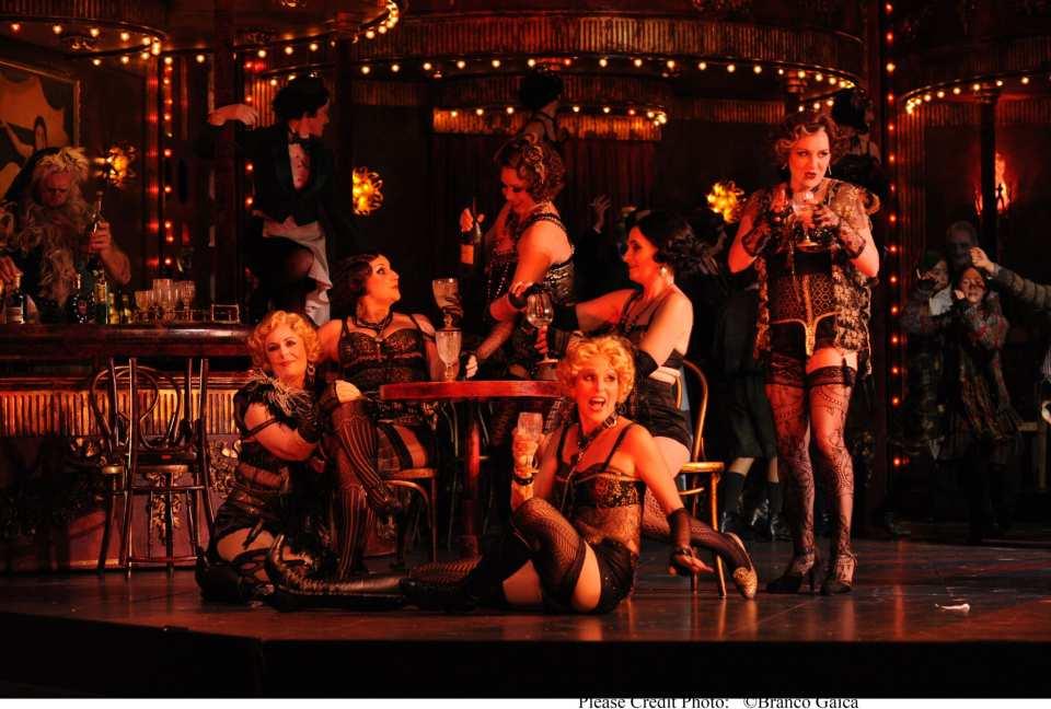 【2020シドニー年越し】オペラハウス:オペラ公演チケット+花火ショー(The Opera Gala / La Bohème)